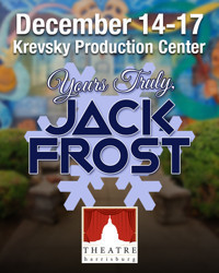 Yours Truly, Jack Frost (Youth Holiday Production) in Central Pennsylvania