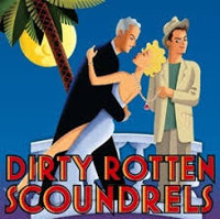 Dirty Rotten Scoundrels in Broadway