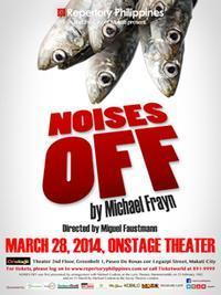 Noises Off in Philippines