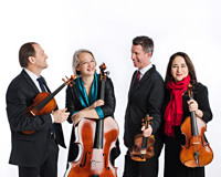 Penderecki String Quartet in CONNECTICUT