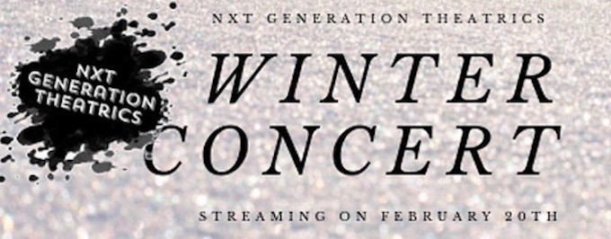Nxt Generation Theatrics WINTER CONCERT
