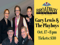 Gary Lewis and the Playboys in New Jersey