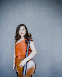 In Recital: Alisa Weilerstein Plays Bach in Cleveland