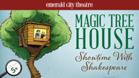 Magic Tree House: Showtime with Shakespeare in Broadway