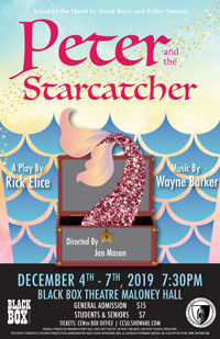 Peter and the Starcatcher in Connecticut