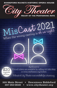 MisCast 2021 a virtual concert in Maine