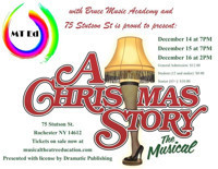A Christmas Story in Central New York