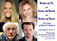 Three Sharon Tate Plays in Long Island