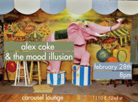 The Liminal Sound Series presents Alex Coke: Compositions with The Mood Illusion in Austin