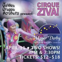 Golden Dragon Acrobats present Cirque Ziva in Philadelphia