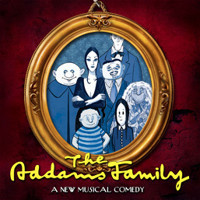 The Addams Family - A New Musical Comedy in Broadway