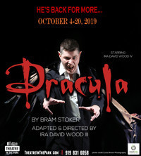 Dracula by Bram Stoker Adapted and Directed by Ira David Wood III in Raleigh