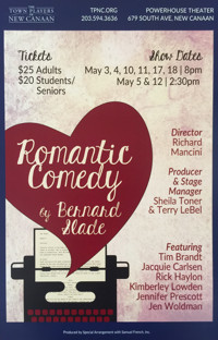 ROMANTIC COMEDY in Connecticut