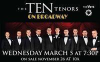 The TEN Tenors in Rhode Island