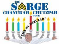 Sarge: The Chanukah Chutzpah Tour in Fort Lauderdale