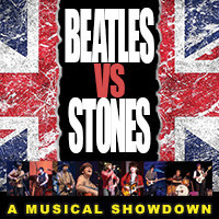 Beatles vs. Stones – A Musical Showdown in Sacramento