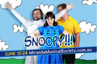 SNOOPY!- THE MUSICAL in Australia - Sydney