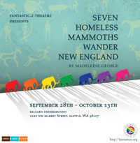 Seven Homeless Mammoths Wander New England in Broadway