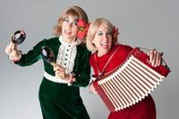 Vickie & Nickie's Holiday Sleigh Ride! in Other New York Stages