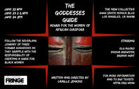 The Goddesses Guide: Adura for the Women of African Diaspora in Broadway