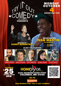 Try It Out Comedy in Baltimore
