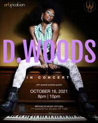 D.Woods: Live In Brooklyn in Brooklyn