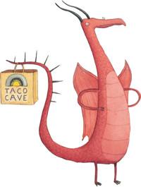 Dragons Love Tacos in Kansas City
