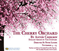 The Cherry Orchard in Broadway
