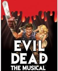 Evil Dead The Musical in Toronto