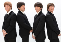 The Fab Four: The Ultimate Tribute to The Beatles in Raleigh
