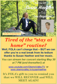 An Evening with Susan Haefner in VERMONT