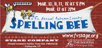 The 25th Annual Putnam County Spelling Bee in Connecticut