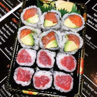 Sushi Near Me in NYC in Off-Off-Broadway