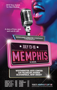 Memphis: the Musical in Broadway