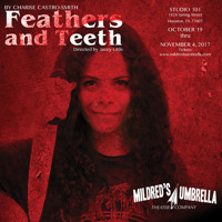 Feathers and Teeth in Houston