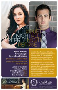 DuetAllNight Cabaret in Boston