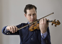 Znaider Plays Sibelius in Cleveland