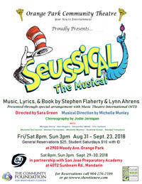 Seussical the Musical in Jacksonville