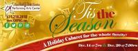Tis The Season - A Holiday Cabaret in Long Island