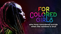 Ntozake Shange's 'For Colored Girls Who Have Considered Suicide / When the Rainbow is Enuf' presented by the African-American Shakespeare Company in Broadway