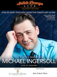 Try a Little Tenderness: Michael Ingersoll in Concert in Chicago