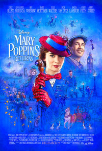 MARY POPPINS RETURNS in Broadway