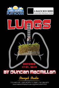 LUNGS - A Black Box Production in Fort Lauderdale