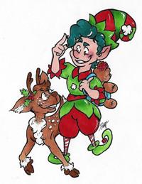 Barnaby Saves Christmas in Long Island