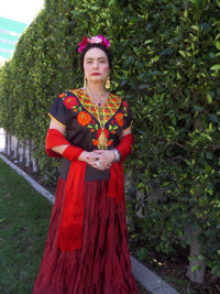 FRIDA-STROKE OF PASSION in Broadway