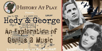 Hedy & George- An Exploration of Genius & Music in Boston