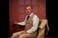FILMED PRODUCTIONS ONLINE: Dr. Glas at North Coast Repertory Theatre STREAMING ON DEMAND in San Diego Logo