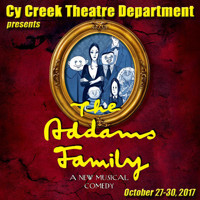 Addams Family The Musical in Houston