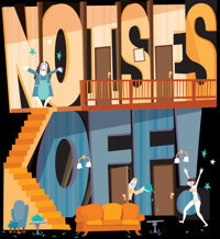 NOISES OFF by Michael Frayn in Seattle