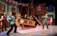 The Play That Goes Wrong in Minneapolis / St. Paul